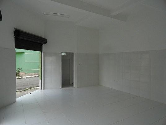 Construção sala comercial