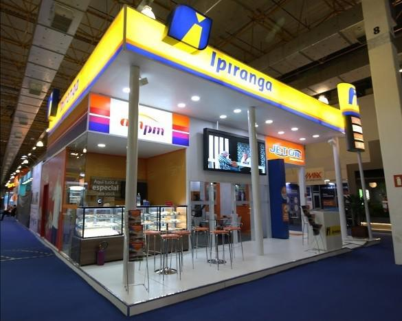 Layout para stands