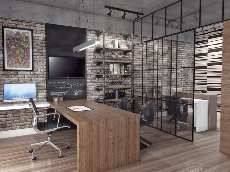 Reforma de escritorio em sp