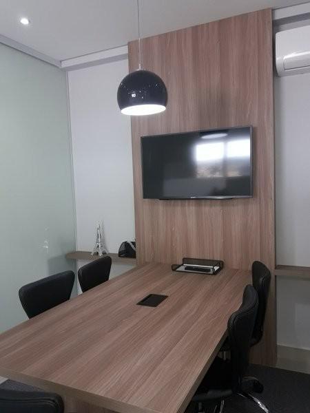Reforma sala escritorio