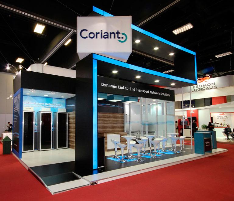 Coriant Tellabs Futurecom 2014