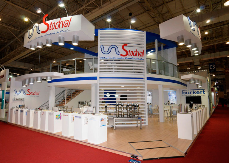 Stand Stockval Fce Pharma 2014