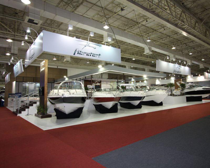 Fibrafort Boat Show 2011