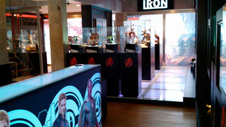 Iron Studios Loja