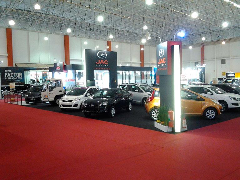 Jac Motors Tribuna Moto Show 2013