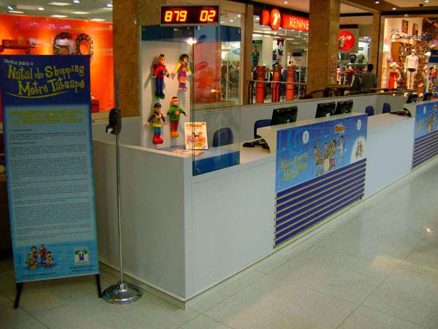 Shopping Tatuape Acao Promocional 2009