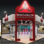 Design de stands para feiras
